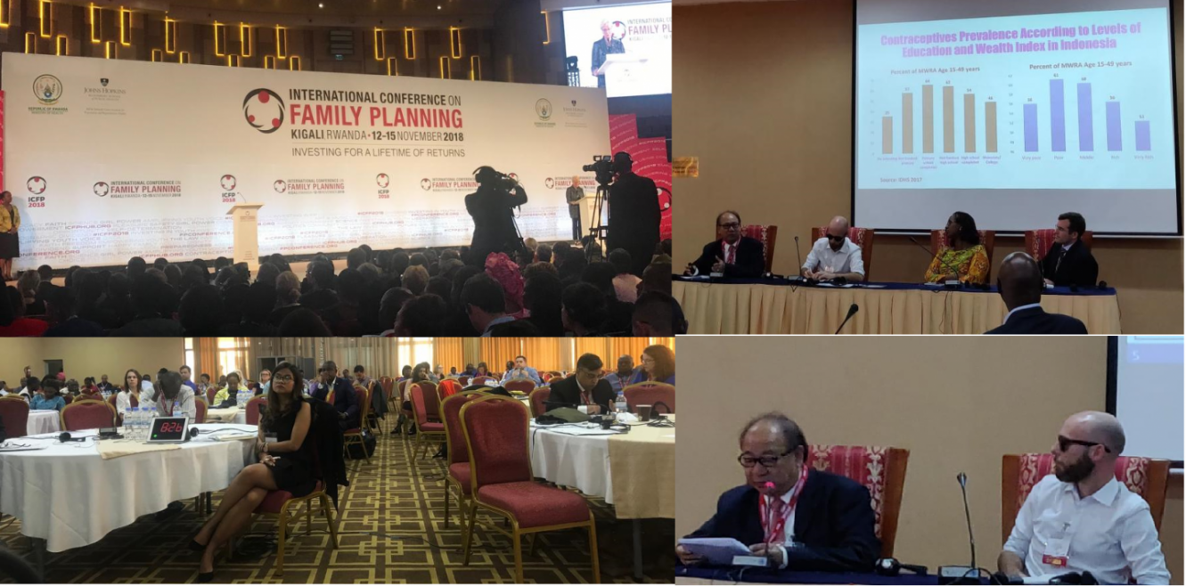 International Conference Family Planning: Kigali, Rwanda, 12-15 November 2018